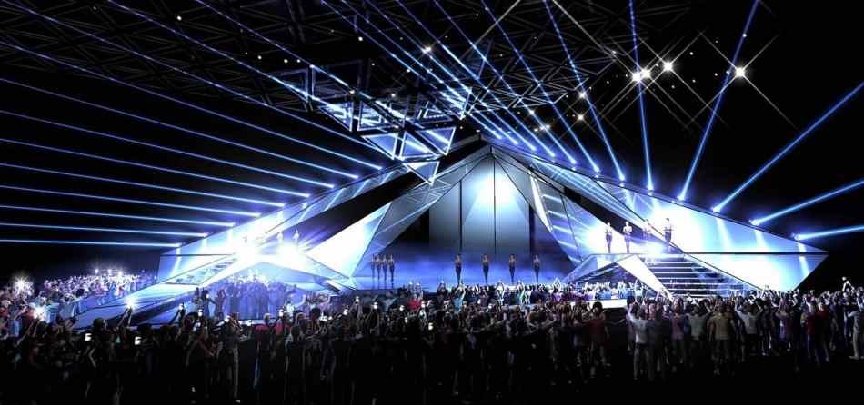 Eurovision 2019 Sahnesi